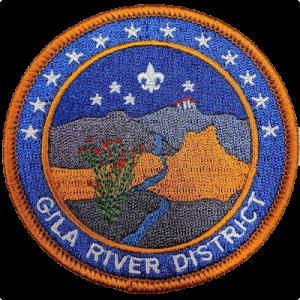 Gila River District Patch